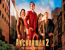 فيلم Anchorman 2: The Legend Continues بجودة WEB-Dl