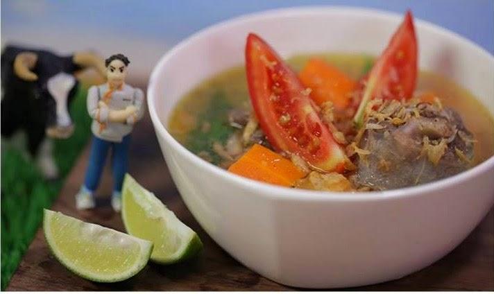 Resep Cara Membut Sop Buntut Spesial Urban Cook