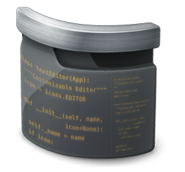Sublime Text Icon by 1024jp