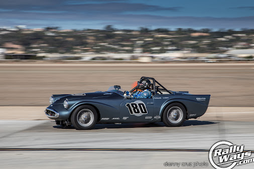 This is a 1962 Daimler SP250. There are many unique vintage racing cars in existence. Some of those ...