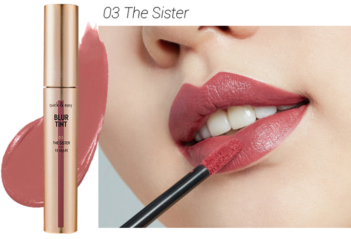 Son ETUDE HOUSE quick & easy BLUR TINT The Sister