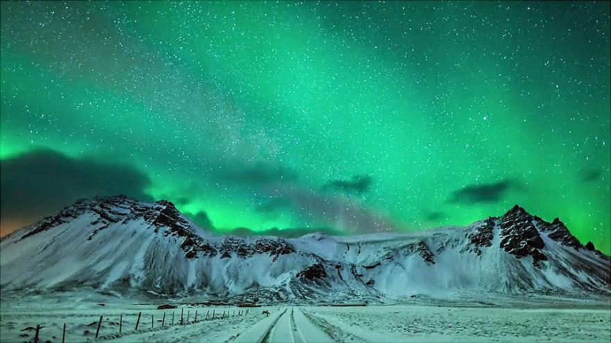 Bắc cực quang - hiện tượng thiên nhiên kì vĩ nhất thế giới - 55934