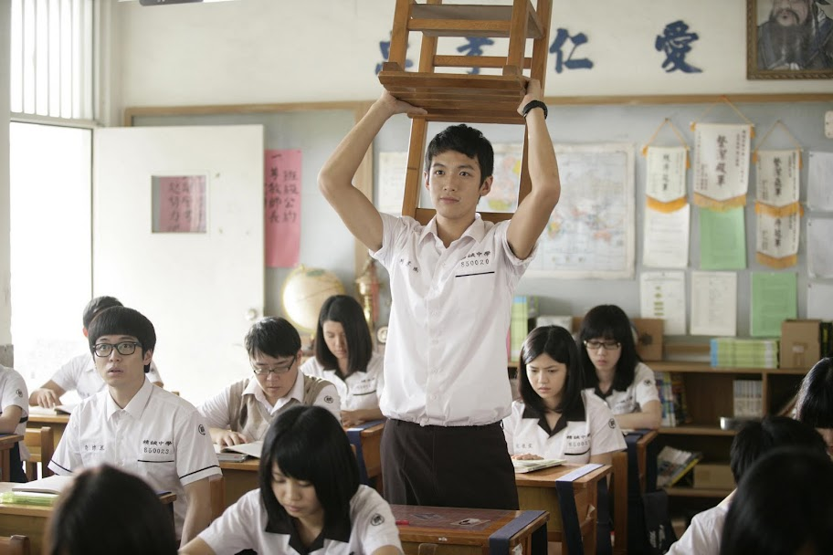 Ke Zhendong in You Are the Apple of My Eye