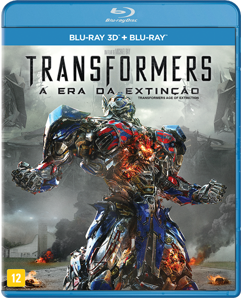 Filme Poster Transformers 4 – A Era da Extinção BDRip XviD Dual Audio & RMVB Dublado e Legendado