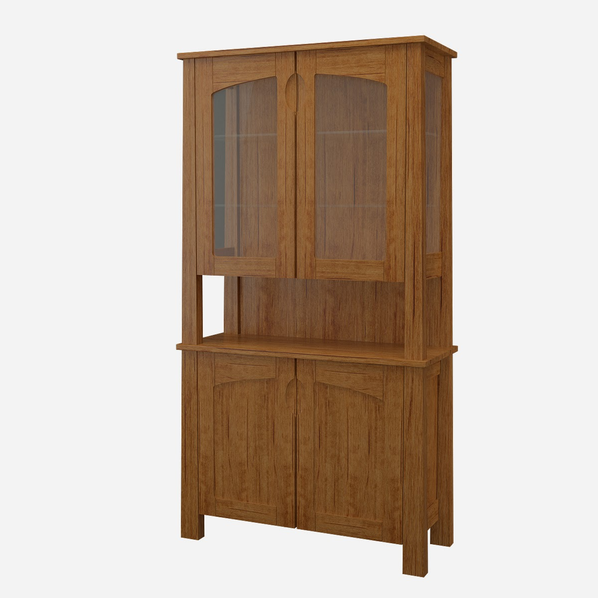 Luxor Kitchen Cabinets: China Cabinet In The Luxor Style
