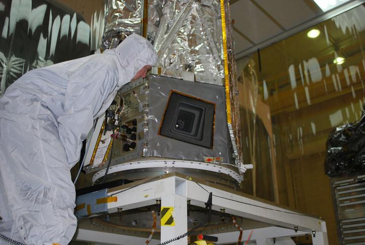 Lancement de Pegasus XL / NuSTAR - (Lancement le 13 Juin 2012) Nustar