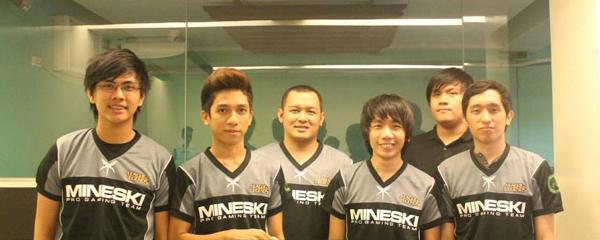 Mineski đại diện Philippines sang Việt Nam thi đấu 2