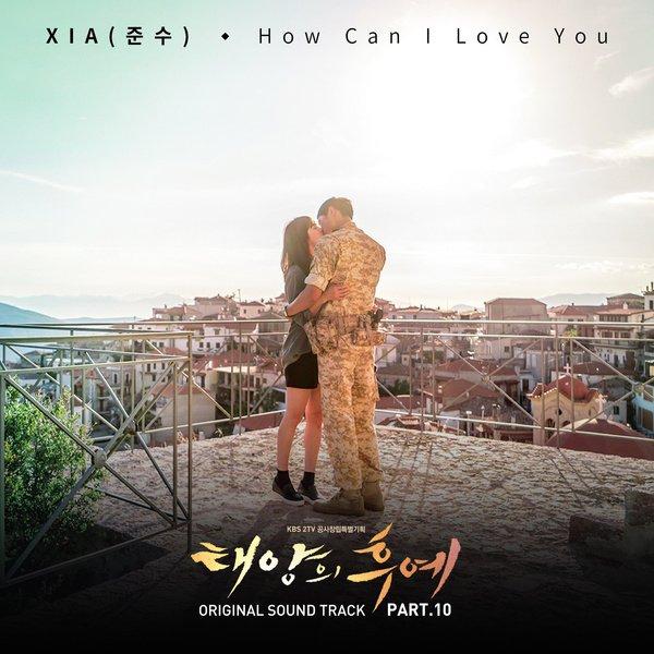 """Bản nhạc phim """"Hậu Duệ Mặt Trời"""" của Junsu (JYJ) chính thức ra lò!"""
