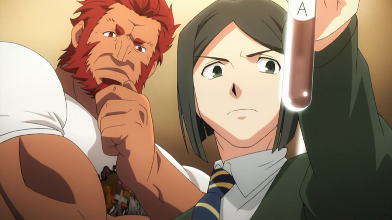 Fate/Zero Review Screenshot 3