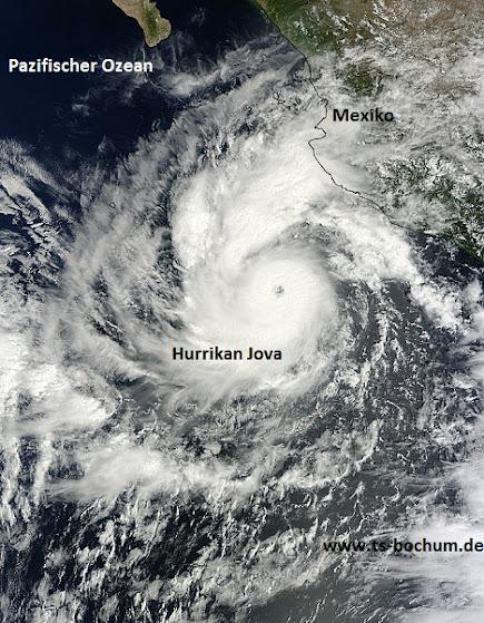 Hurrikan Jova