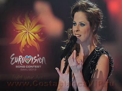 Pastora Soler, Quédate conmigo, Eurovision, 2012, Baku, 1956, Бурановские бабушки, Евровидение, Party for Everybody, Баку, КостаБланка.РФ