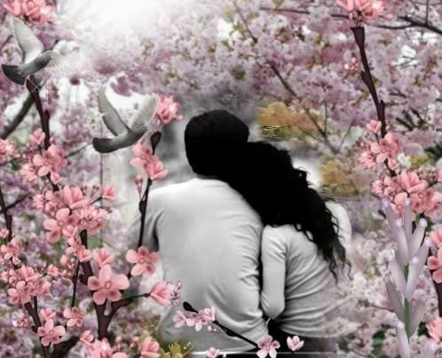 Thơ tình yêu mùa xuân