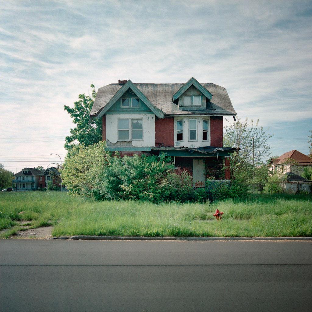 Moon To Moon: Abandoned Houses