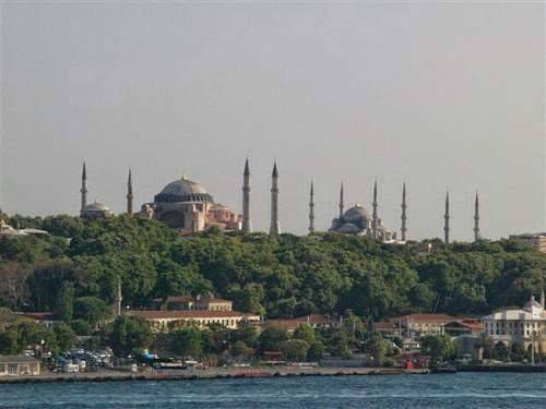Istanbul croisiere