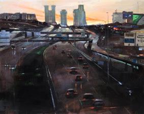 Certamen Pintura Fira d'Xativa 2013,Premio Mención de honor,Cristobal Perez Garcia,del pintor al comprador