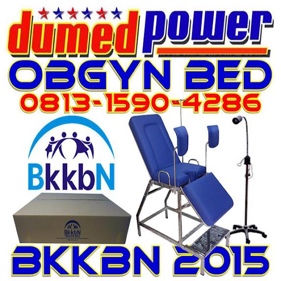 Cari-Obgyn-Bed-BKKBN-2015-dan-Lampu-Periksa-LED-Rechargeable
