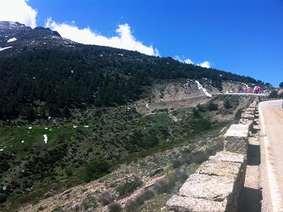 Unas fotos de nuestra ruta por la Hoya de San Blas - Mayo 2013