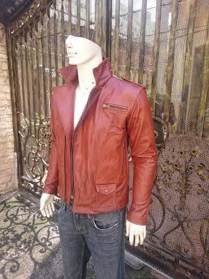 áo khoác da cao cấp