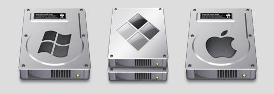 MacからWindowsのntfsボリュームを書き込み