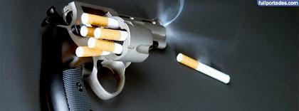 Portada para facebook de Revolver de cigarros