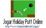 Jogo Holiday Putt Online