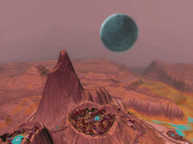Extraña Luna de Lunar Lakes Screenshot-17