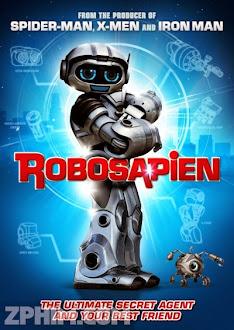 Chú Robot Siêu Việt - Robosapien: Rebooted (2013) Poster