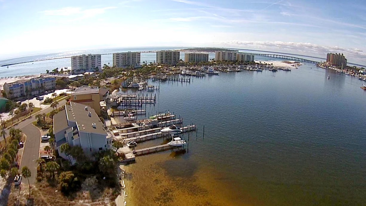 Destin Harborfront Condos