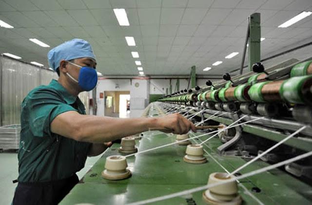 Đơn hàng vận hành máy dệt cần 3 nam làm việc tại Toyama Nhật Bản tháng 08/2017