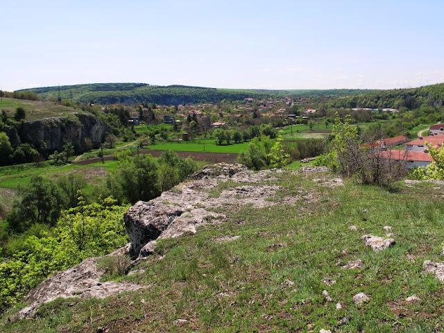 Basarbovo, Parcul Rusenski Lom, Krasen