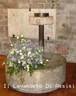 Addobbo Chiesa Santo Stefano Assisi