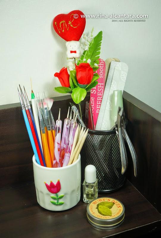 nail care  and art tools