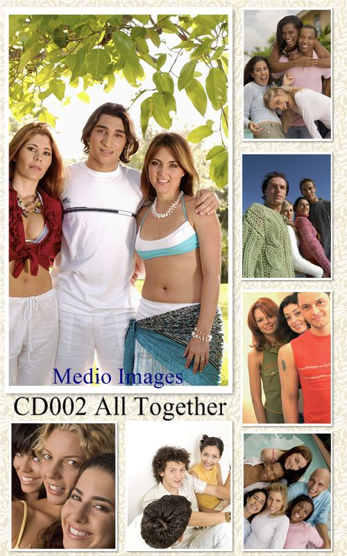 Medio Images: CD002 All Together