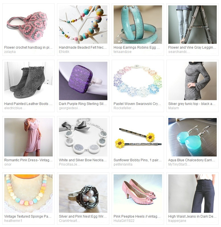 Spring Pastels Treasury