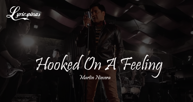 Martin Nievera Hooked On A Feeling