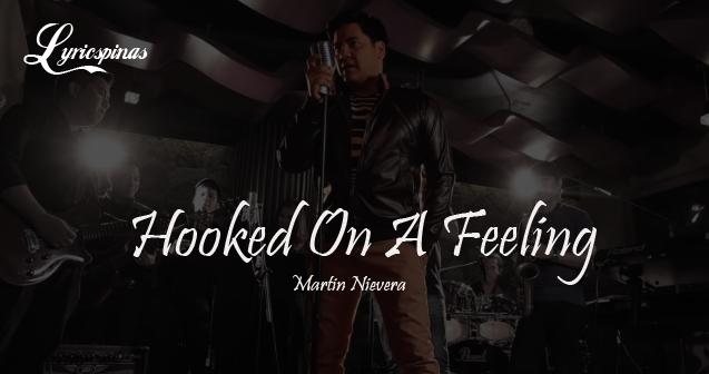 Martin Nievera Hooked On A Feeling
