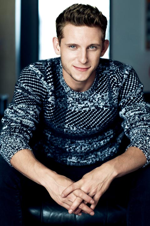 Jamie Bell by Doug Inglish for Vanity Fair, January 2012