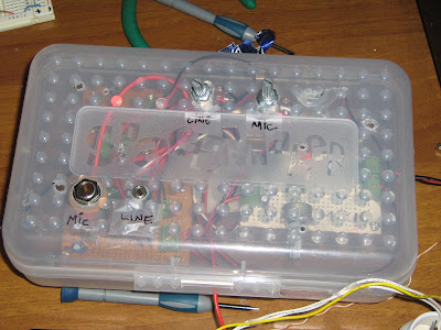 audio, mezclador, ecualizador, circuito, diagrama, electronica