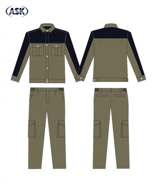 Trang phục Bảo hộ lao động #12