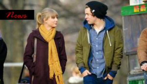 Taylor Swift Speaks Out About New Boyfriend From One Direction