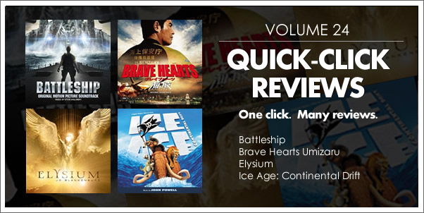 Quick-Click Reviews: Volume 24