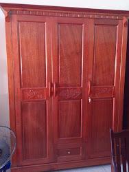 Tủ quần áo gỗ MS-187