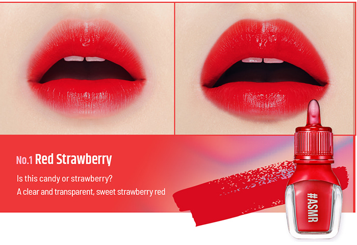 Son Peripera Sugar Jelly Tint Red Strawberry