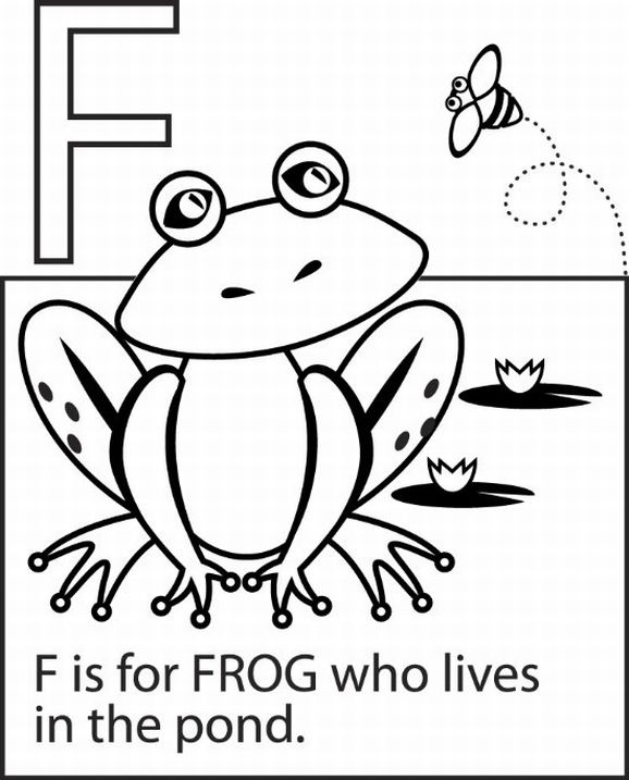 Frog cartoon coloring pages ~ More Than Today: 3/13/11 - 3/20/11