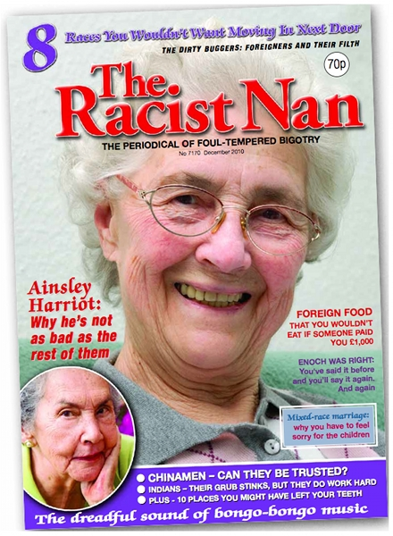 New Magazine On Sale At All Good Supermarkets