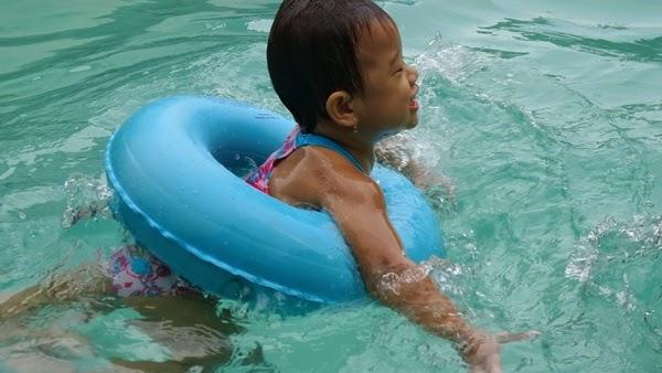 Berenang Diana