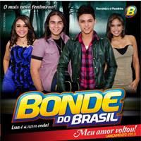 CD Bonde do Brasil - CD Meu Amor Voltou - 2013