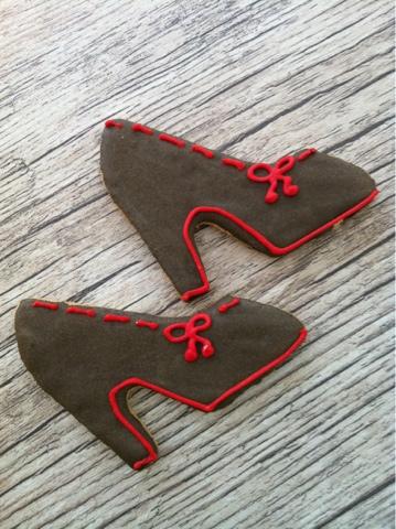 Dia da Mulher, Comemorativa das Bolachas Decoradas, universo feminino, bolachas de sabores tradicionais, bolachas exóticos, sapatos em bolacha