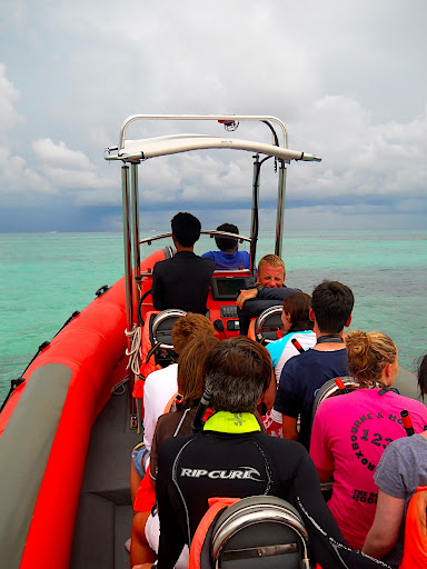 Fast RIB Rides With Borneo Team in Sabah