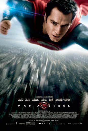 Άνθρωπος Από Ατσάλι Man Of Steel Poster
